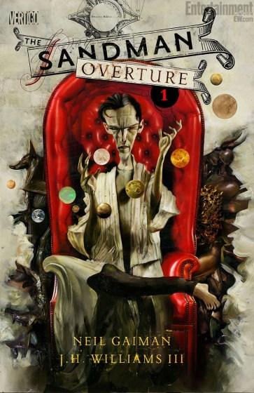 Sandman Overture Variant cover