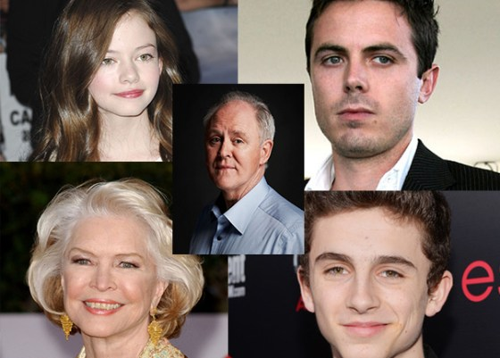 more cast for interstellar