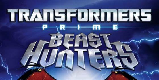 Transformers Prime Beast Hunters DVD cover wide