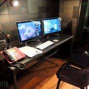 Helix 2013 set visit 0040 Hatake's office