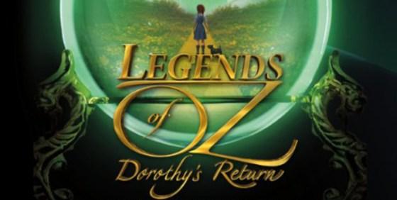 legends of oz dorothy's return