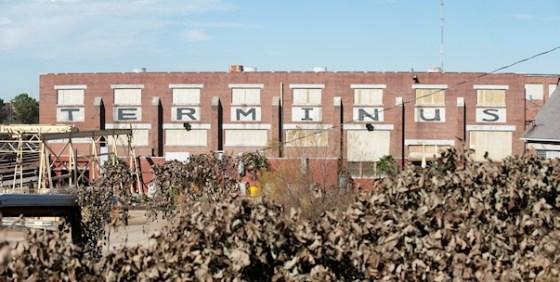 The Walking Dead 416 terminus wide