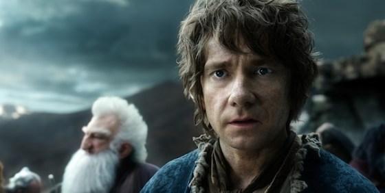 Hobbit TBOTFA Bilbo wide