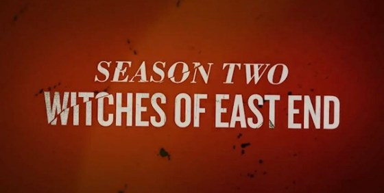 Witches of East End s2 logo wide