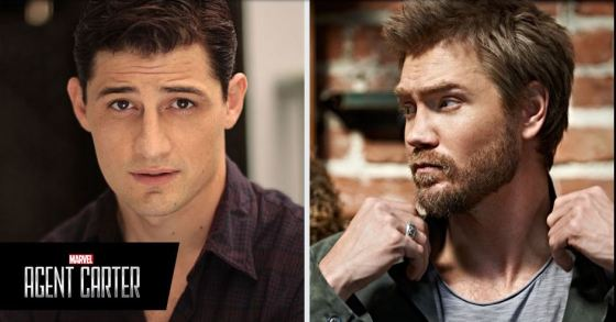 Enver Gjokaj, Chad Michael Murray