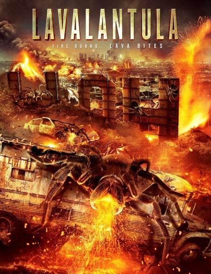 Lavalantula poster