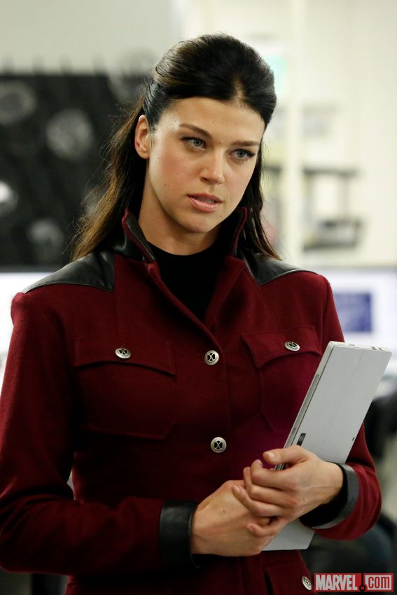 Marvel's Agents of SHIELD Adrianne Palicki