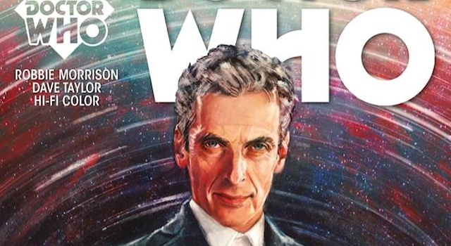 Doctor Who 12th Doctor Comic #1 wide1