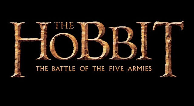 The Hobbit TBOTFA logo wide1