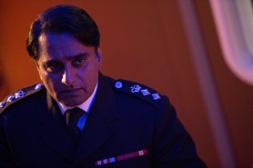 Picture shows: SANJEEV BHASKAR as Colonel Ahmed