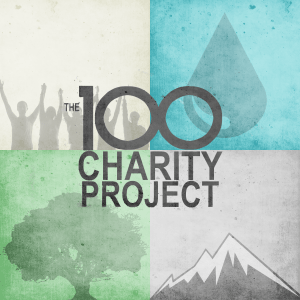 The 100 Charity Project