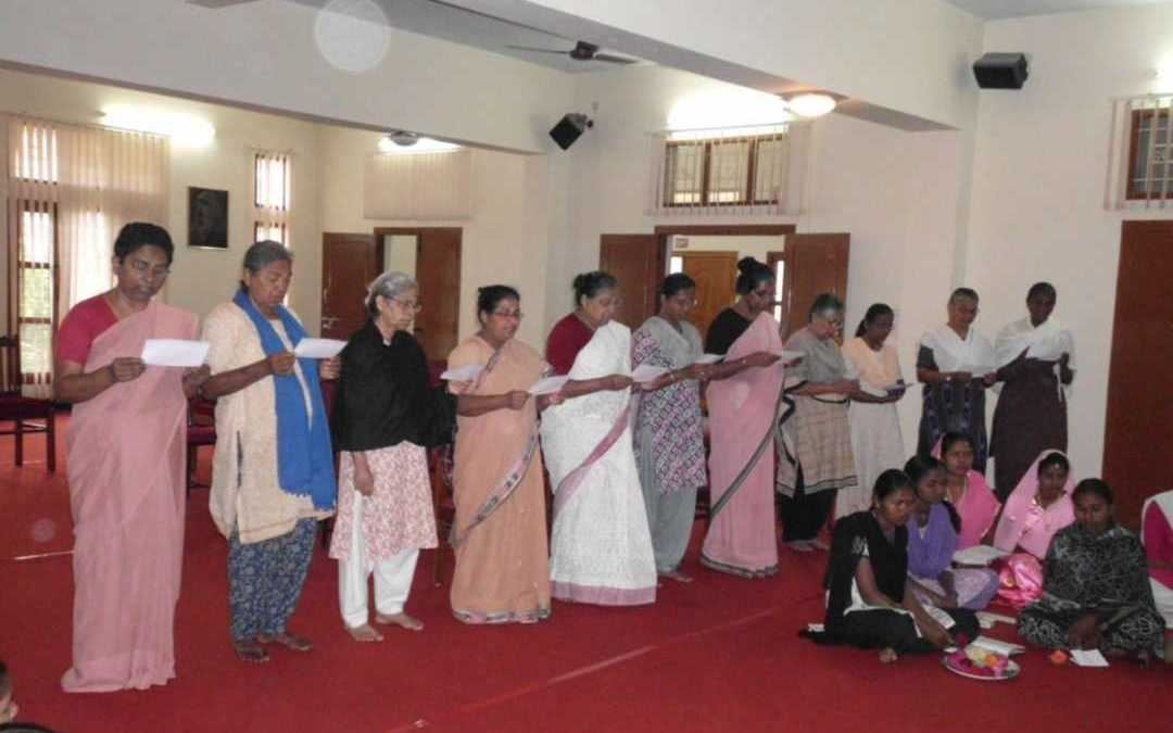 Celebrating diversity in Chandapura