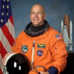 STS-131 mission commander Capt. Alan G. Poindexter/ NASA photo