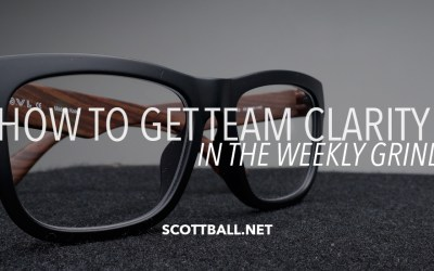 How to Get Team Clarity in the Weekly Grind