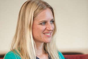 Emma Seppala of the Center for Compassion and Altruism Research and Education