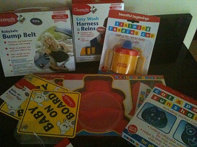 Competition / Giveaway Baby Products Worth £40.00 Closing 25th February 2011