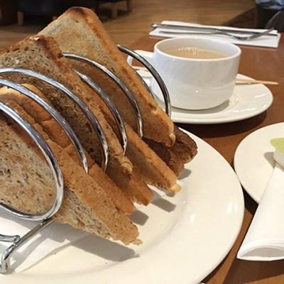 Review:  Aberdeen Altens Hotel High Tea
