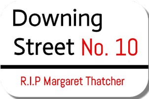 R.I.P Lady Thatcher