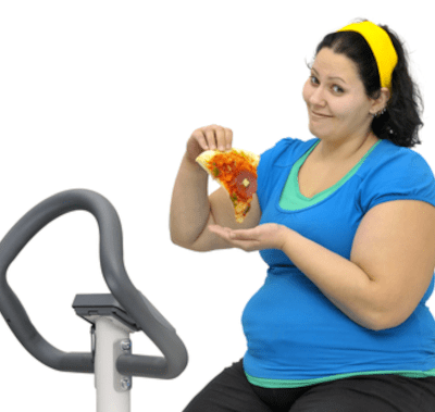 The potential of obese or unhealthy to be punished by benefit cuts.