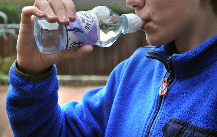 Are you drinking enough water to be healthy and hydrated?