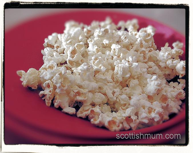 Microwave Popcorn 1