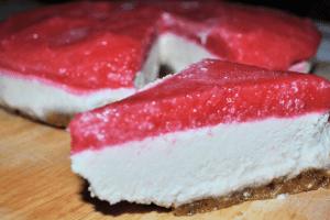 Raw Food Cheesecake Recipe