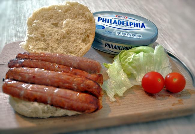 Sausage Buttie 2