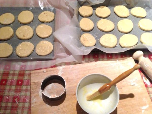Scone Dough 2