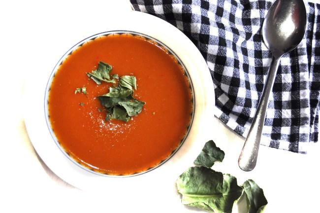 Scottish Mum Special Soup 2000