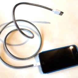 Titan Steel Lightening Cable