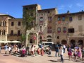 San Gimi main square