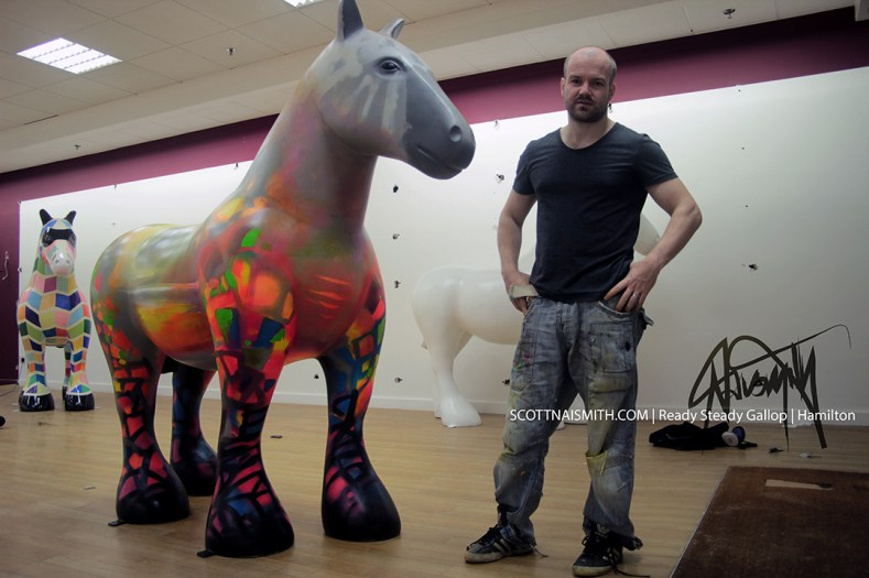 Scott Naismith with Diminuendo