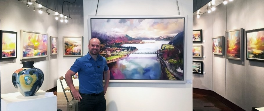 Morningside Gallery Scott Naismith