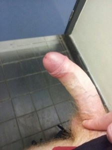 Sweet and Silky uncut cock