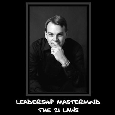 Leadership Mastermind Cover Art