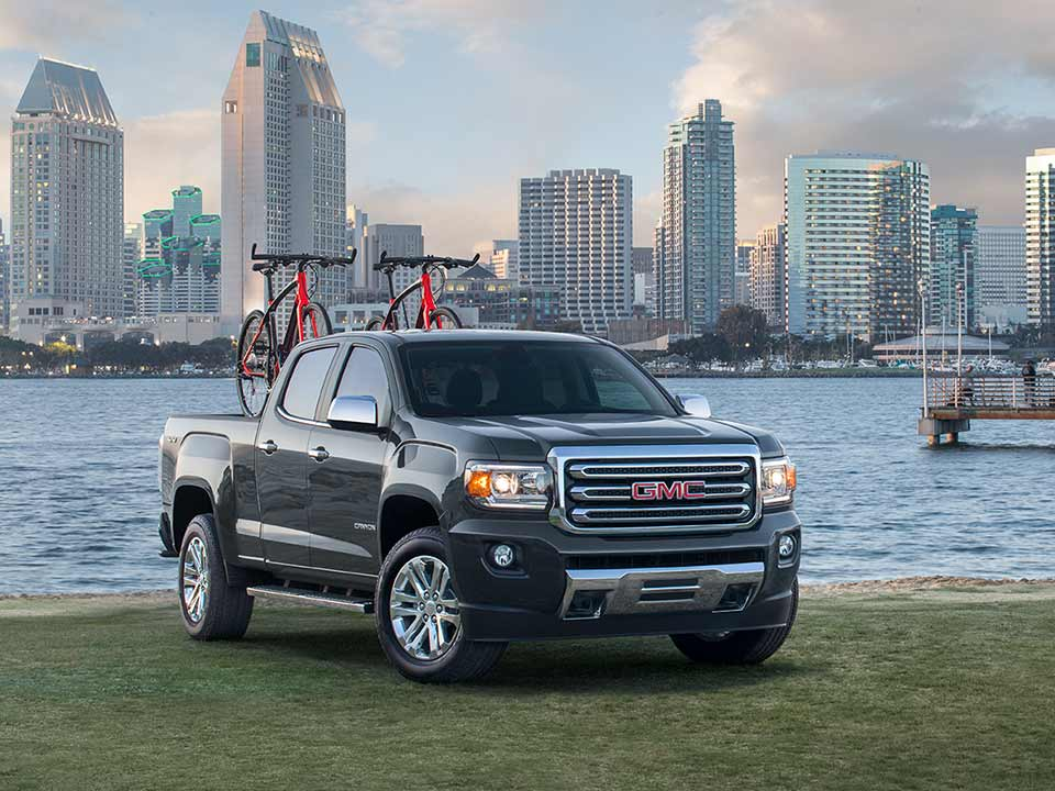 Wilcoxson Buick GMC is a Pueblo Buick  GMC dealer and a new car and     Wilcoxson Buick GMC is a Pueblo Buick  GMC dealer and a new car and used  car Pueblo CO Buick  GMC dealership   2018 GMC  Canyon near Colorado Springs CO