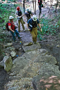 SummitCorps Trail Building
