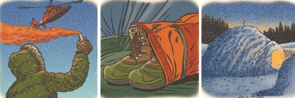 Cold-Weather Camping Quiz