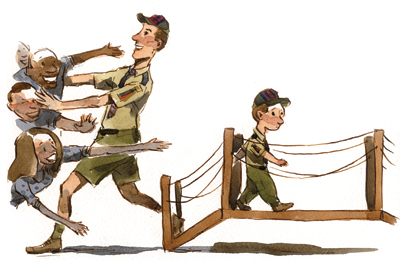 What Would You Do? Webelos Ceremonies