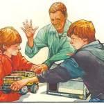 Boy Scout Image -- Anger Management