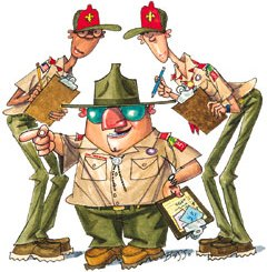 Boy Scout Image -- Asst Scoutmasters
