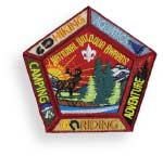 Boy Scout Image -- Award Badge