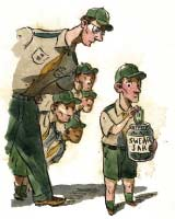Boy Scout Image -- Bad Lauguage