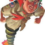 Boy Scout Image -- Bullying