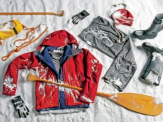 Boy Scout Image -- Canoeing Gear
