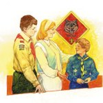 Boy Scout Image -- Ceremonies