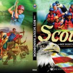 Boy Scout Image -- Handbook