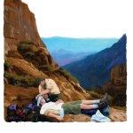Boy Scout Image -- Hiking Illness
