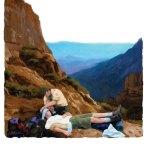 Boy Scout Image -- Hiking Illness