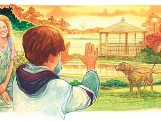 Boy Scout Image  --  Interests